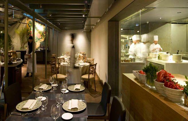 Restaurante Tragaluz - Grupo Tragaluz