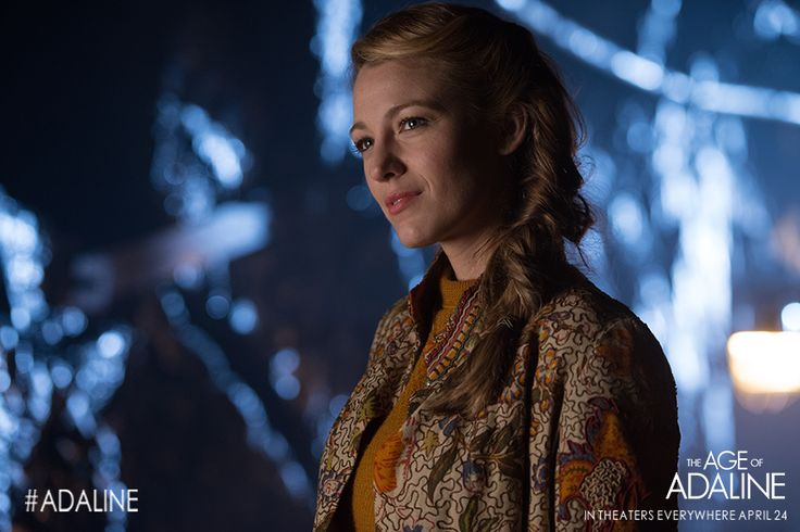 The look you give him when you're falling in love. #Adaline