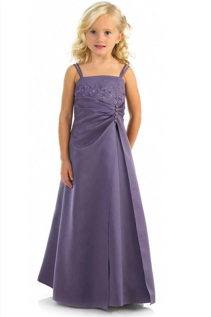 32 best Junior Bridesmaid Dresses images on Pinterest | Wedding ...