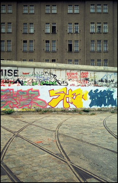End of the line... Berlin 1989