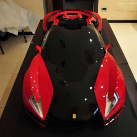 The Ferrari F750 Showcases the Future of the Prancing Horse