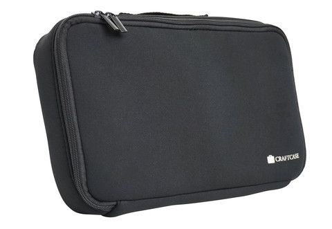 CRAFTCASE lunch bag for professionals and the only lunch bag for office - Sharp, professional look, reusable and easy to clean. http://craftcasebags.com