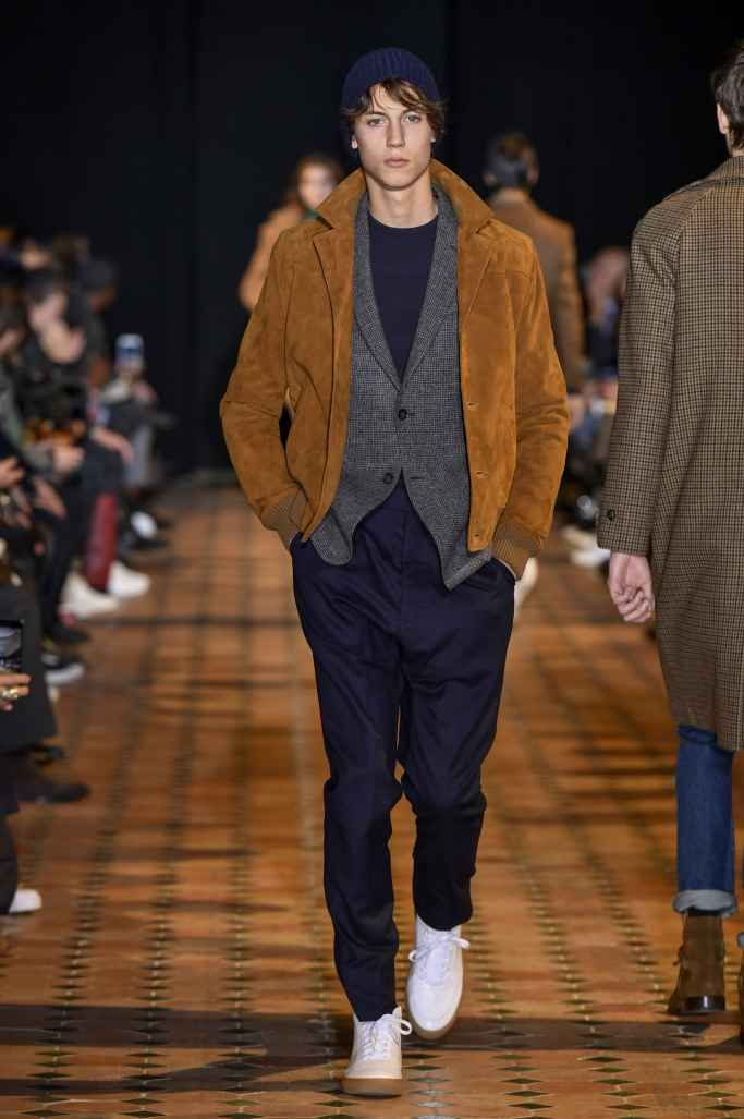 Officine Generale Fall Winter 2018 2019 Chto Nadet Fashion Mens