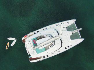 ANINI | Luxury yacht charters | Catamaran for charter | Sunreef Yachts Charter