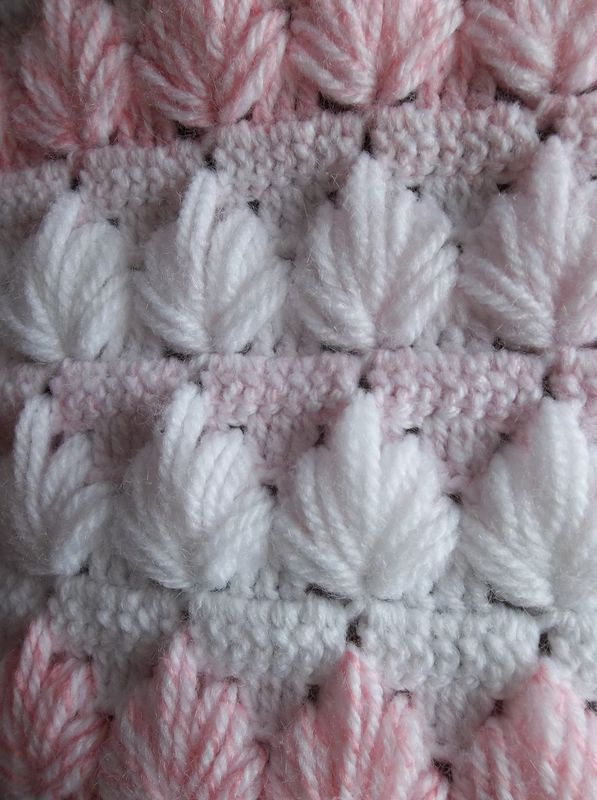 Great Stitch: pattern at the very bottom of blog