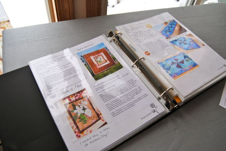Three Ring Binder Link Includes A Pdf Download For