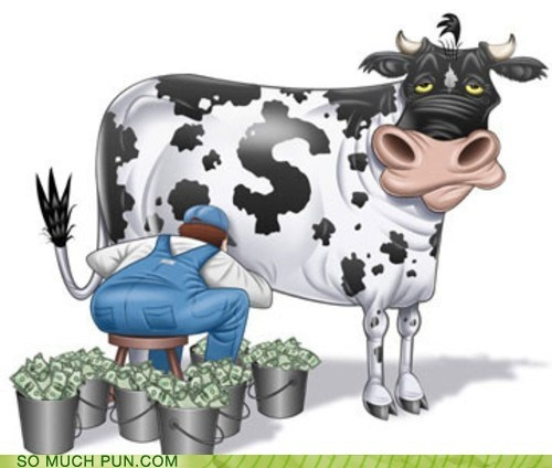 Cash Cow :) Wish I had one!