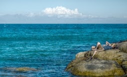 Another tough day on the coast    © 2012 Robin Bownes. All Rights Reserved.