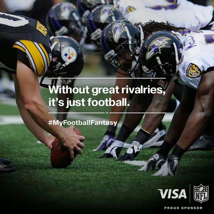 Steelers/ Raven