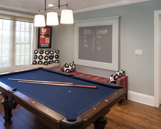 45 best images about pool room ideas on pinterest play. Black Bedroom Furniture Sets. Home Design Ideas