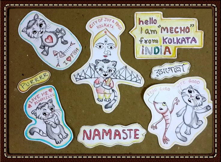 MECHO BERAAL FROM KOLKATA, INDIA