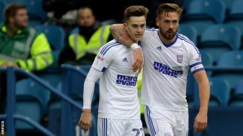 Sheffield Wednesday 1-2 Ipswich Town - BBC Sport
