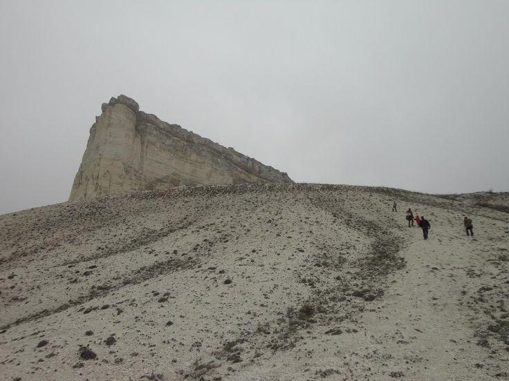 Ak-Kaya (White crag) Belogorsk, Crimea, Ukraine