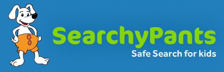 SearchyPants.com logo