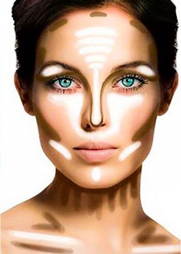 Descubre cómo cambian algunas mujeres completamente mediante técnicas de maquillaje. ¡Impresionante!