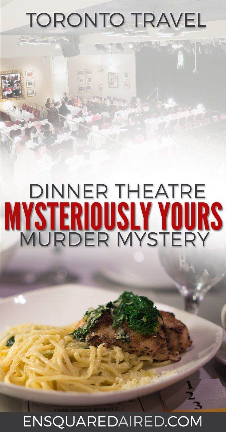 Mysteriously Yours, A Fun Night Of Murder And Confessions| toronto food, toronto restaurants downtown, toronto restaurants best, toronto restaurants cheap, toronto restaurant travel guide, things to do in toronto, toronto bucket lists, things to do in tor
