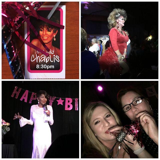 Lady Chablis at Club One in Savannah Georgia