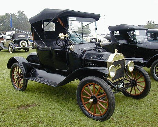 The Ford Model T, released in 1923, was the first affordable car .