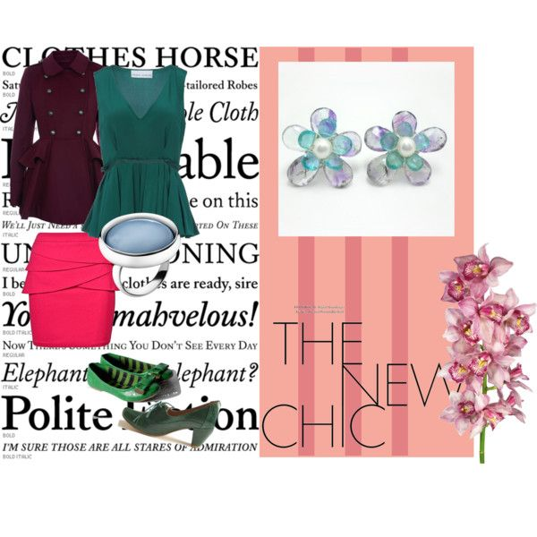 """""""The New Chic :)"""" by bestia-wer on Polyvore"""