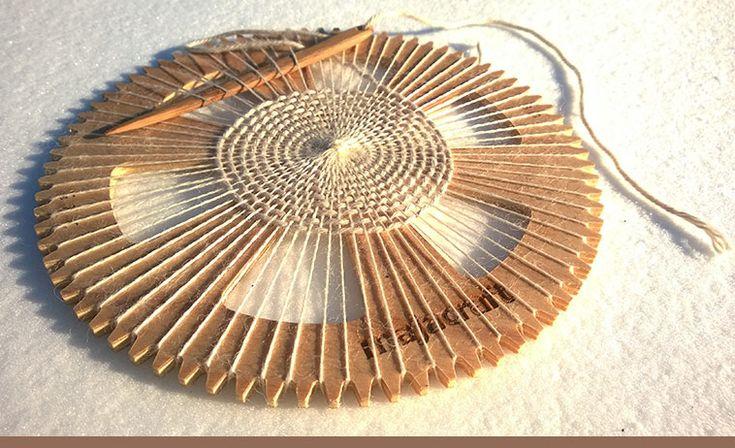 Métier circulaire de Majacraft Mini