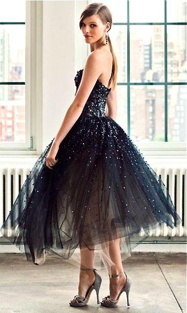 prom dress. princess style