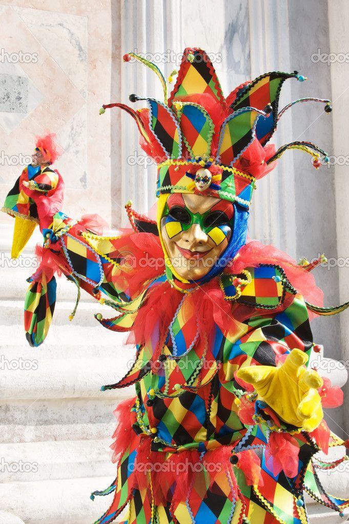 Carnaval em Veneza — Imagem Stock #10614282                                                                                                                                                                                 Mais