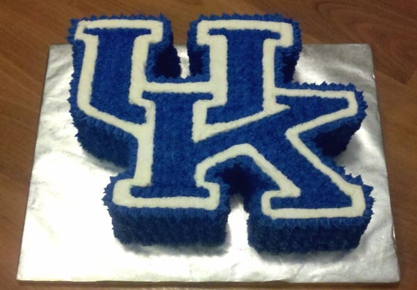 University of Kentucky Cake