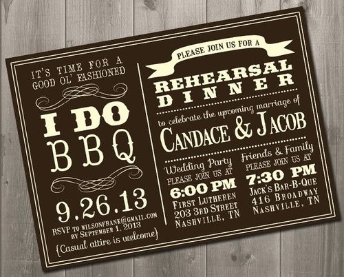 Backyard Bbq Wedding Invitations: 17 Best Images About Wedding Theme