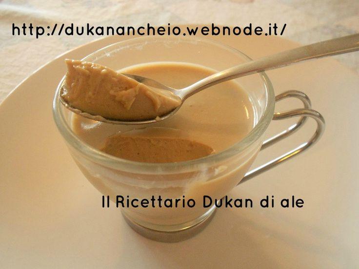 Mousse di tofu al caffè (dalla fase attacco) :: Il Ricettario Dukan di ale