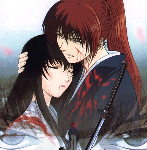 Samurai X Aka Rurouni Kenshin. -A Part Of Me Cannot Stand