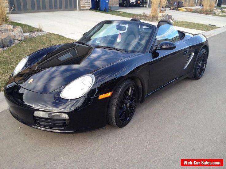 2008 Porsche Boxster #porsche #boxster #forsale #canada