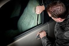 #Locked Out - It can be stressful when you #lock yourself out of your car. If you call in the help of a professional #locksmith you can get into your vehicle quicker and easier, and usually with less damage, than on your own.