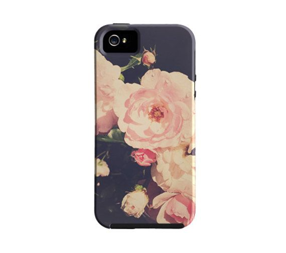 Pink Rose iPhone 7 case iPhone 7 plus case by semisweetstudios