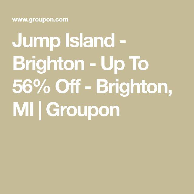 Jump Island - Brighton - Up To 56% Off - Brighton, MI   Groupon
