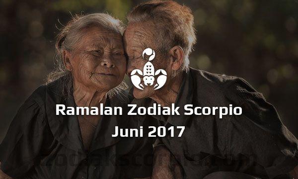 Ramalan Zodiak Scorpio Bulan Juni 2017 #Ramalan