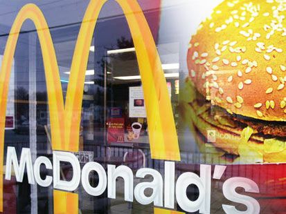 McDonald's Announces End to 'Pink Slime' in Burgers...    The fact that they use poison like this and trick us into paying to feed our families this shit is just so disturbing to me.  What a wonderful world. YUCK!
