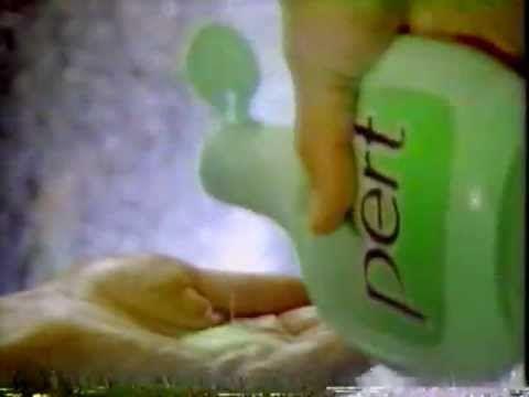 1984 Pert Shampoo Commercial - YouTube
