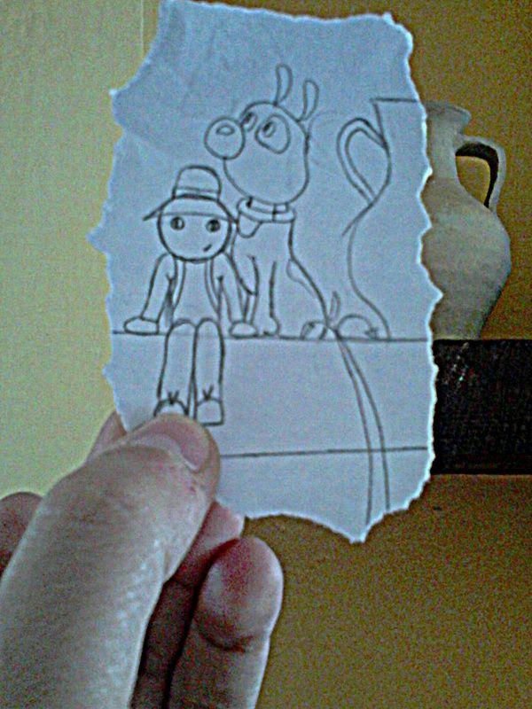 Tarea de Dibujo vs Cámara