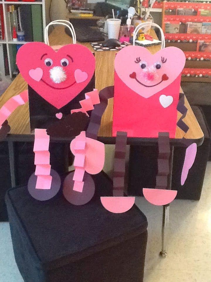 92 best Valentines Day images on Pinterest  Valentine crafts