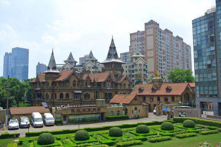 南京路 <上海の旅行の観光・見所一覧>