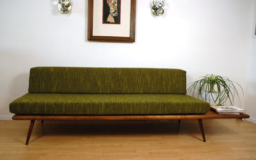 mid century daybed 1