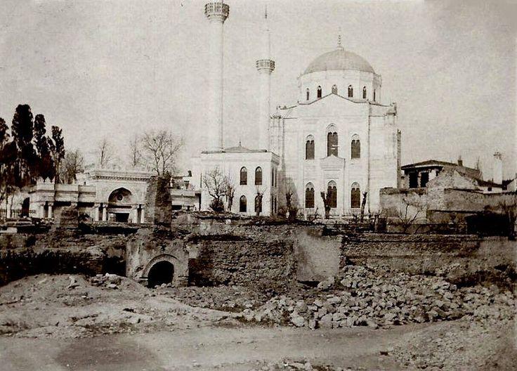 Aksaray Pertevniyal Valide Sultan Camii, 1913