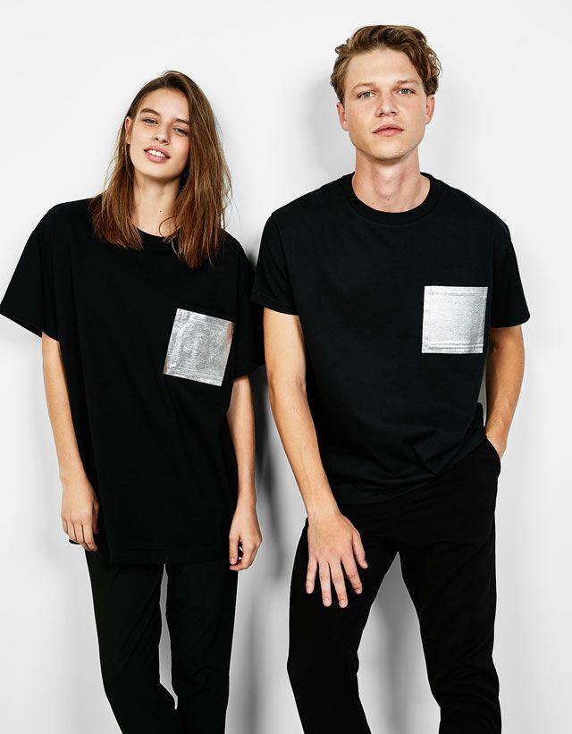 Camisetas - NEW COLLECTION - HOMBRE - Bershka Colombia