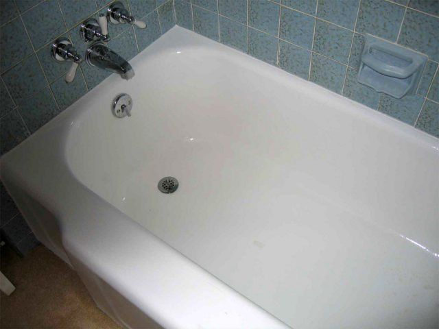 Is Your Fiberglass Tub Scratched Or Cracked Done Properly A