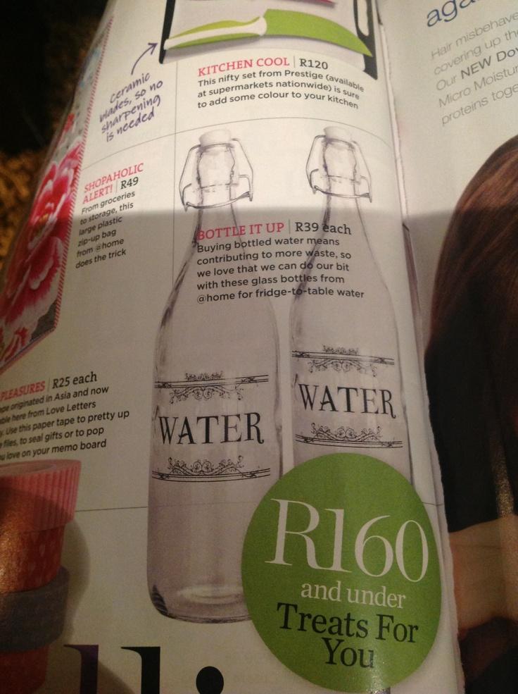 Great water bottles