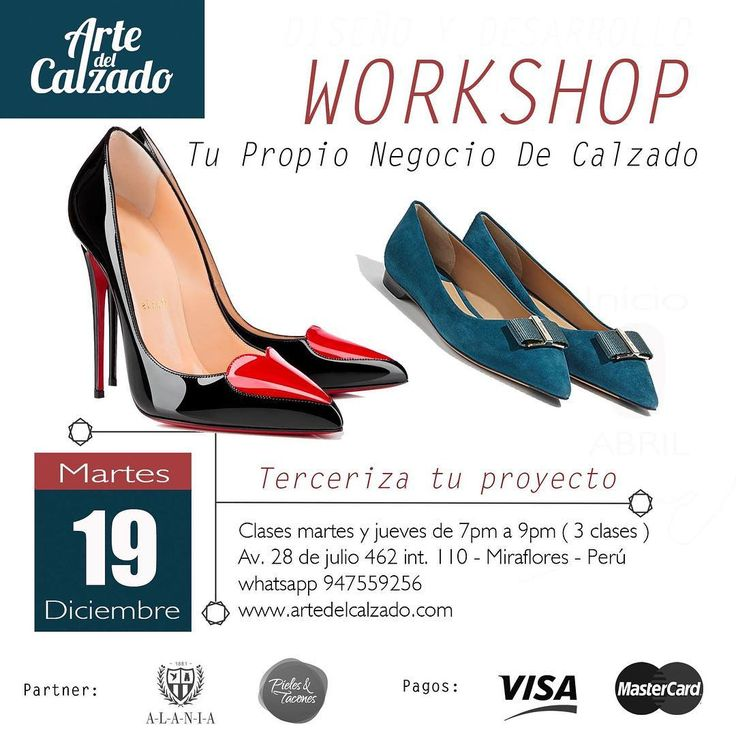 - escuela tecnica  Informes: info@artedelcalzado.com whatsapp 947559256 Av. 28 de julio 462 int 110 - Miraflores - Peru  #artedelcalzado #moda #diseño #shoes #perumoda #pielesytacones #bicaperalta #arteperu #diseñodemoda #diseño #artesanos #calzado #stiletto #yoamoloszapatos #amamosloszapatos #bicaperalta #lifweeko