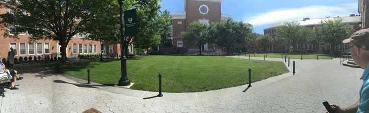Orientation at Manhattan college 6/16