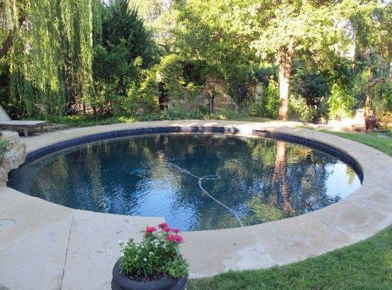Round swimming pool design house ideas pinterest - Kubikmeter berechnen pool rund ...