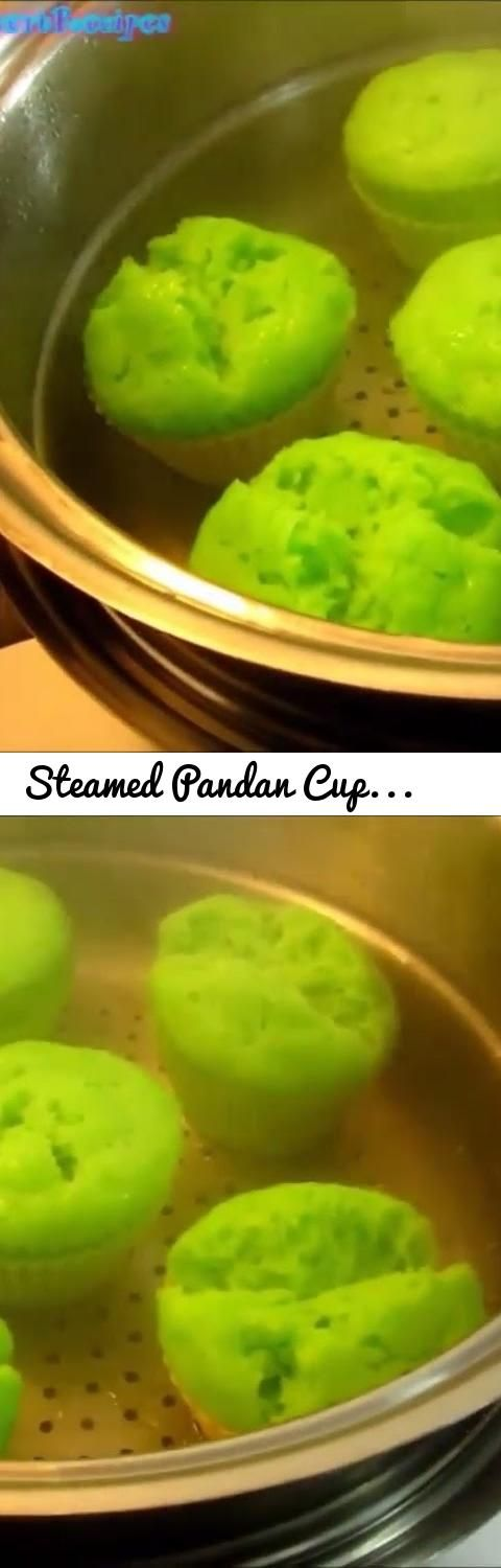 Steamed Pandan Cupcakes - Pinoy Dessert Recipes... Tags: pinoy, filipino, abs-cbn, abs-cbn philippines, steamed pandan cake, steamed cake recipe, pandan cake without oven, steamed pandan cupcakes, pandan cupcakes, cupcakes, steamed cupcakes, Rice (Food), Steaming, Food (TV Genre), Cooking, Kitchen, Restaurant, Rice (Musical Group), Cake (Type Of Dish), Chicken, Recipe (Website Category), Recipes, Recipes