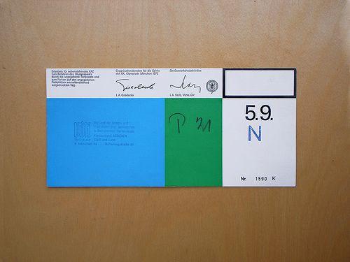 Parking Ticket. Flickr – alphanumeric